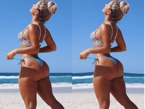 Fitness blogger's 'Insta Girl Edit' proves that you can't tell what's been edited or not anymore