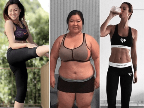 Definitive proof that 'fitness models' can be any shape or size