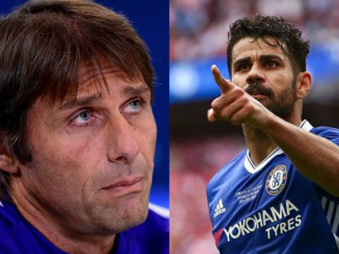Why a meeting between Diego Costa and Antonio Conte could be VERY awkward