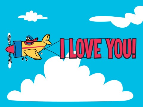 Is there a best way to say I love you? Let's look at the options