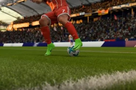The 11 best new tricks in FIFA 18