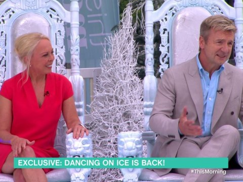 Torvill and Dean announce they're returning to Dancing On Ice in 2018 – but there's a few changes