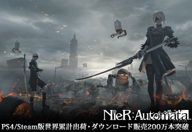 NieR: Automata - the surprise hit of the year