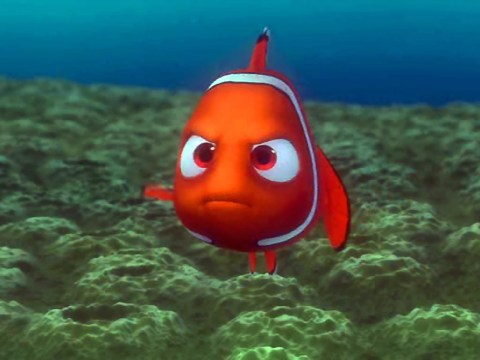 Fans think they've discovered a clue to explain Finding Nemo's 'lucky fin' 14 years later