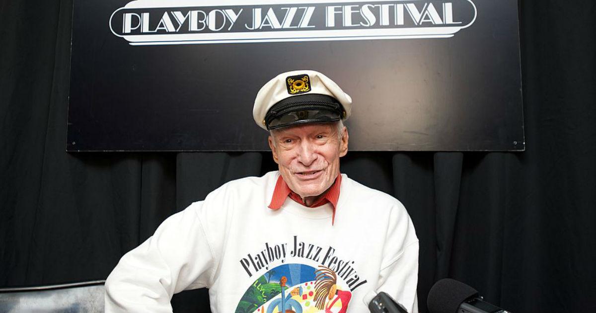 How much is Playboy founder Hugh Hefner worth?
