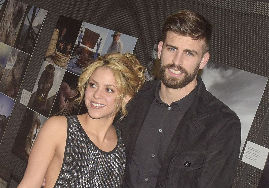 Gerard Pique shuts down rumours he and Shakira are splitting