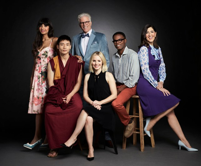 The Good Place on Netflix release date, cast, trailer and