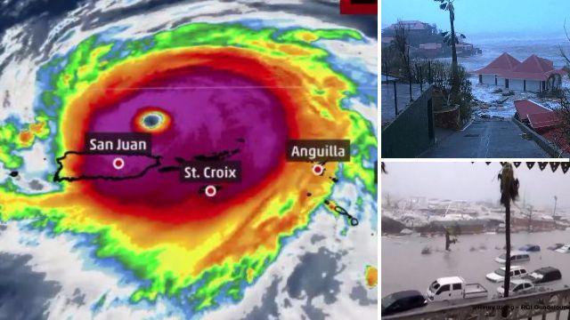 Hurricane Irma path to go through Bahamas before hitting Florida
