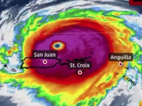 Hurricane Irma path to go through Bahamas before hitting Florida