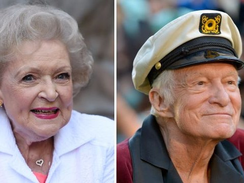 Twitter is worried about Betty White after Playboy Hugh Hefner's death: 'We need to protect her at all cost'