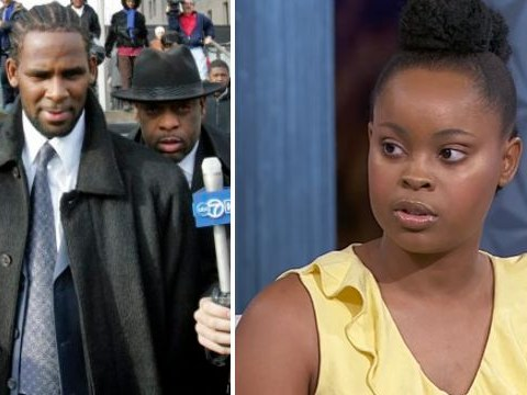 R Kelly's 'sex slave' claims a 'naked woman trained her to pleasure' the singer when she was just 16
