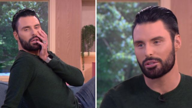 Rylan Clark-Neal masterfully rants about celebs friends who have 'set up paparazzi shots'