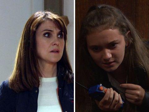 Emmerdale spoilers: Agony for Laurel Thomas as killer Emma Barton murders Gabby?
