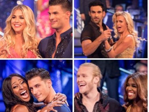 Strictly Come Dancing 2017's pairings are revealed – but who's dancing with who?