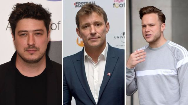 Ben Shephard, Olly Murs, Marcus Mumford and more prepare for Game4Grenfell charity match