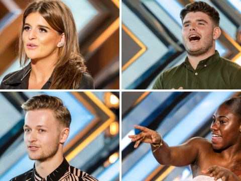 The X Factor 2017: The stand-out acts not to miss from the second auditions show