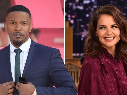 Katie Holmes and Jamie Foxx finally go public with their relationship after four years