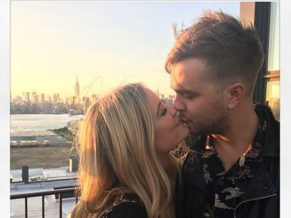 Laura Whitmore and Love Island's Iain Stirling go public with romance