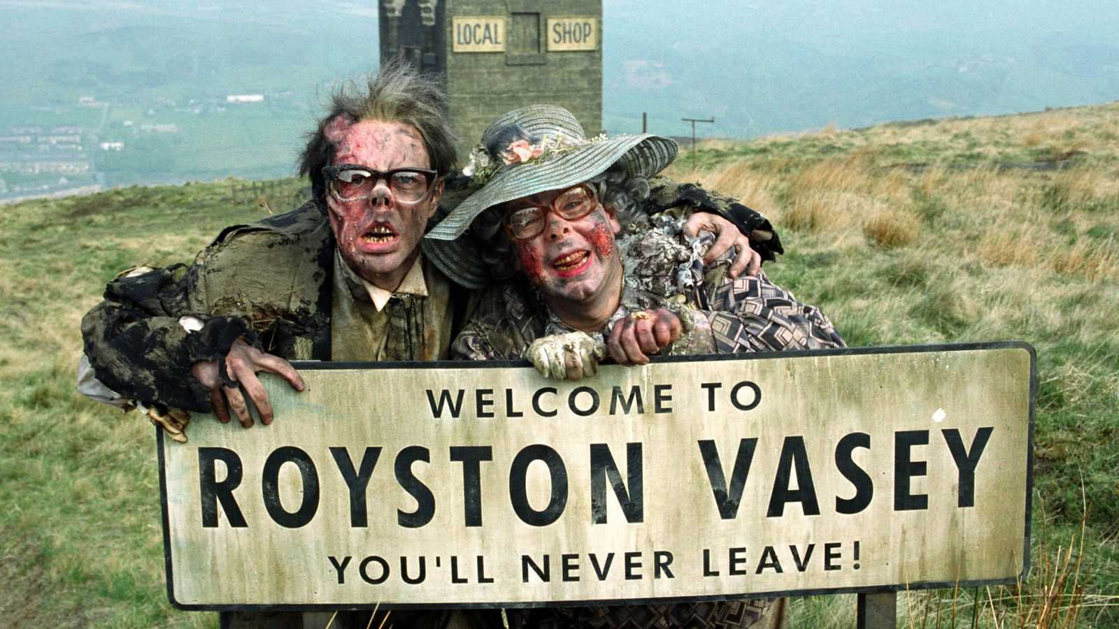 When are the new League Of Gentlemen Christmas specials on?