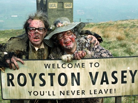 The League Of Gentleman cast end two year wait and begin filming on three new special episodes