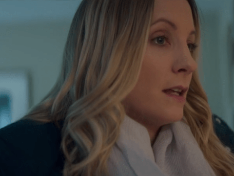 Determined Laura turns detective to prove Andrew is guilty of rape in Liar as she tracks family down