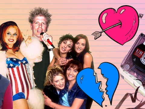 90s heartbreak songs you listened to when you broke up with your high school crush
