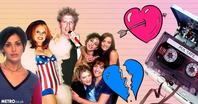90s songs you listened to when you had your heart broken