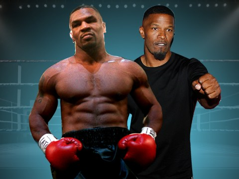 Mike Tyson says Jamie Foxx will play him in an 'uncomfortable' movie about his life