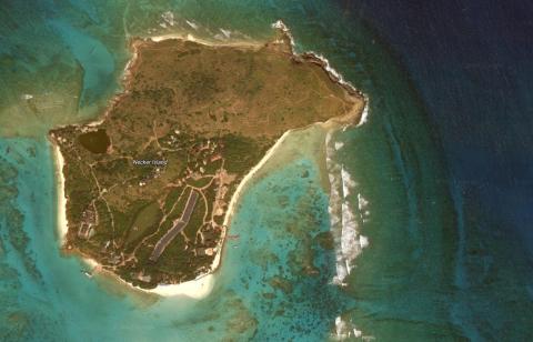 Where is Necker Island? Richard Branson's British Virgin Island