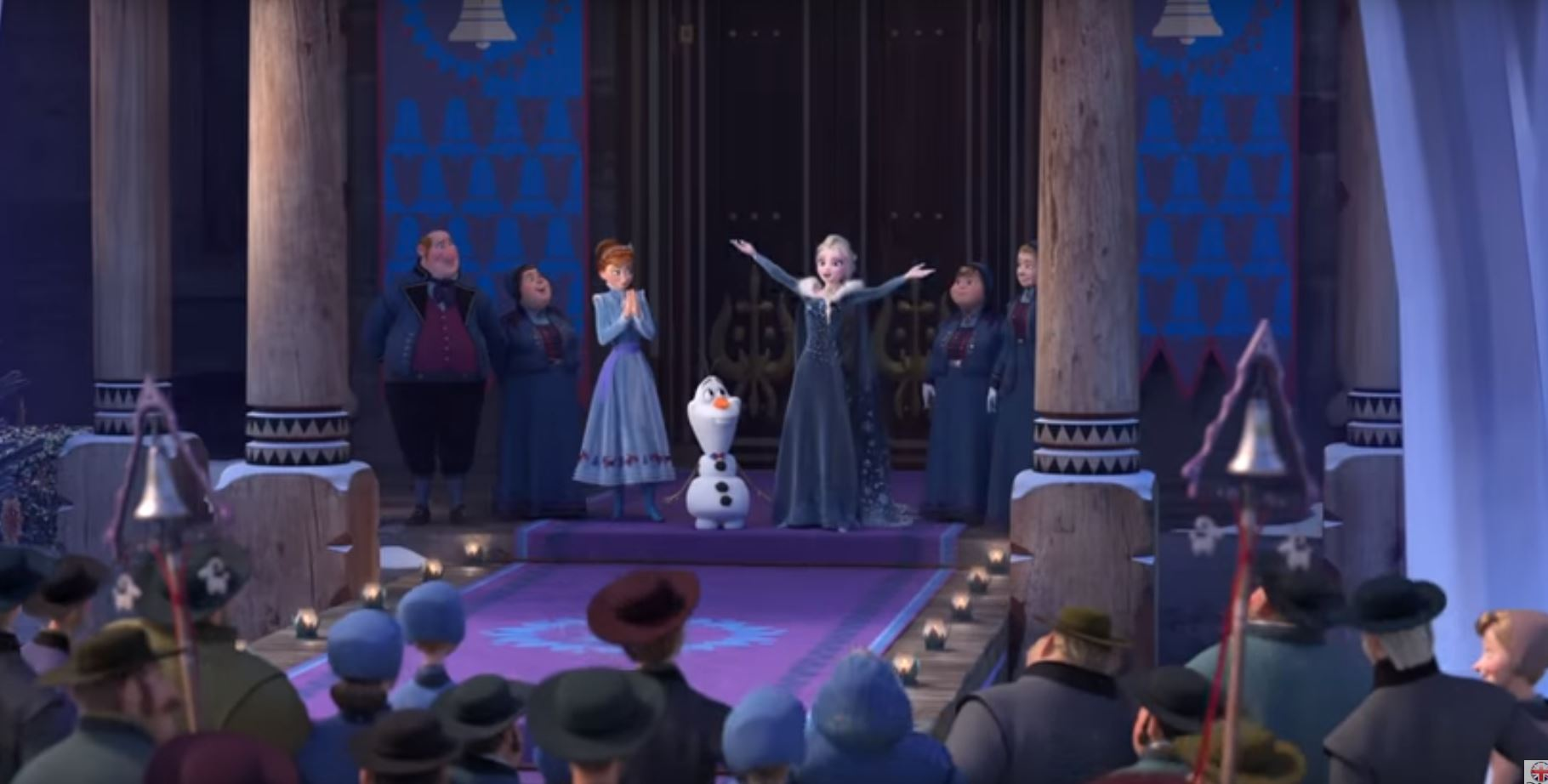Olaf's Frozen Adventure gets a new trailer as Disney unveils special plans for its November launch