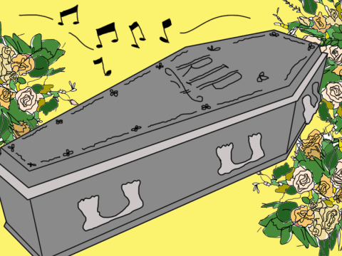 Meet the millennials who have already planned their own funerals