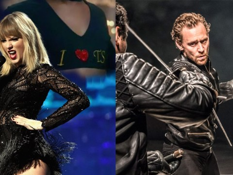 Tom Hiddleston returns to the stage following ex Taylor Swift's shady video release for Look What You Made Me Do