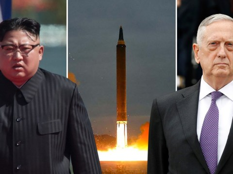 US warns North Korea threats 'will be met with massive military response'