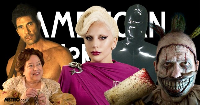 The 10 most WTF American Horror Story moments