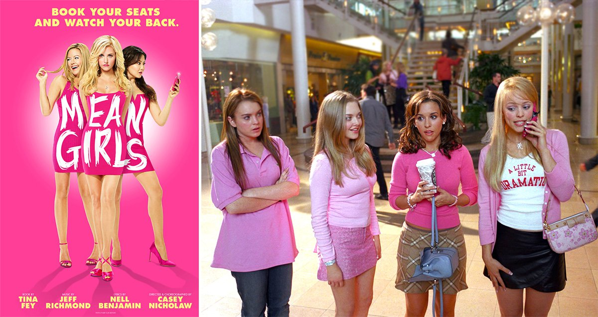 The Mean Girls musical now has a brand new poster AND a confirmed release date