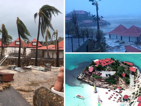 Hotel owned by Pippa Middleton's in-laws is badly damaged by Hurricane Irma