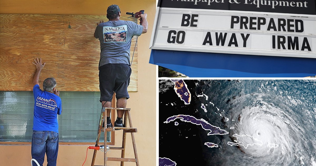 Hurricane Irma will have 'devastating effect' on Florida when it hits Saturday