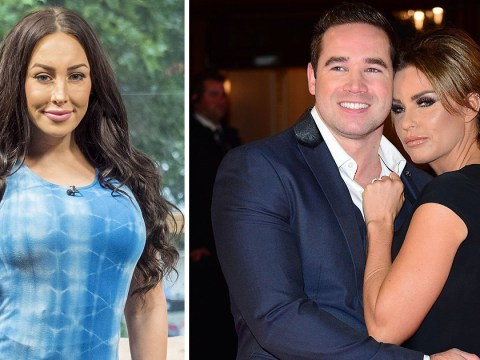 Kieran Hayler's ex-girlfriend says she wants his babies after claiming he was 'always faithful' with her