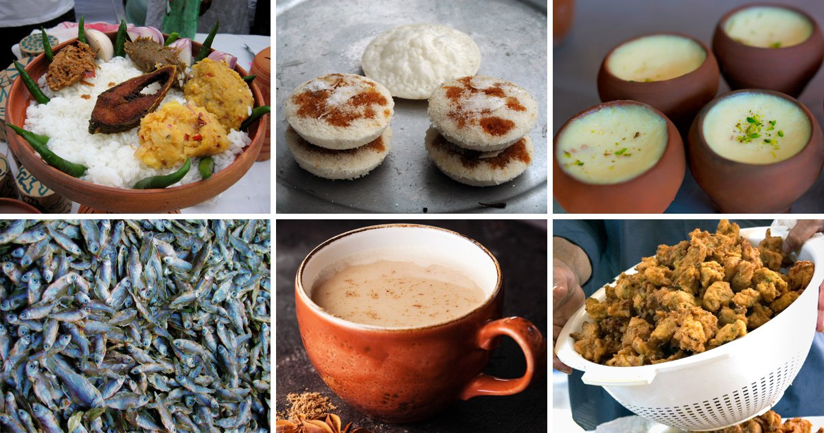 Here's what you need to know about the six seasons of Bangladesh and its food