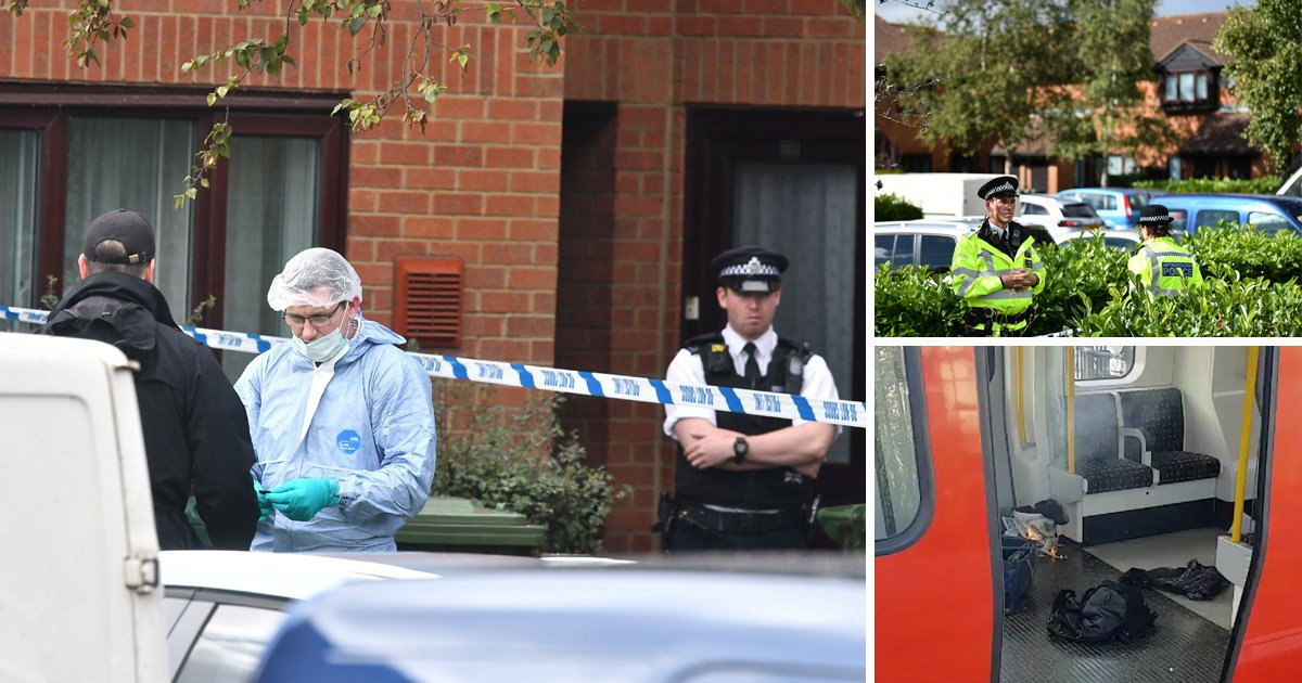 Police cordon off house in west London after second Parsons Green attack arrest