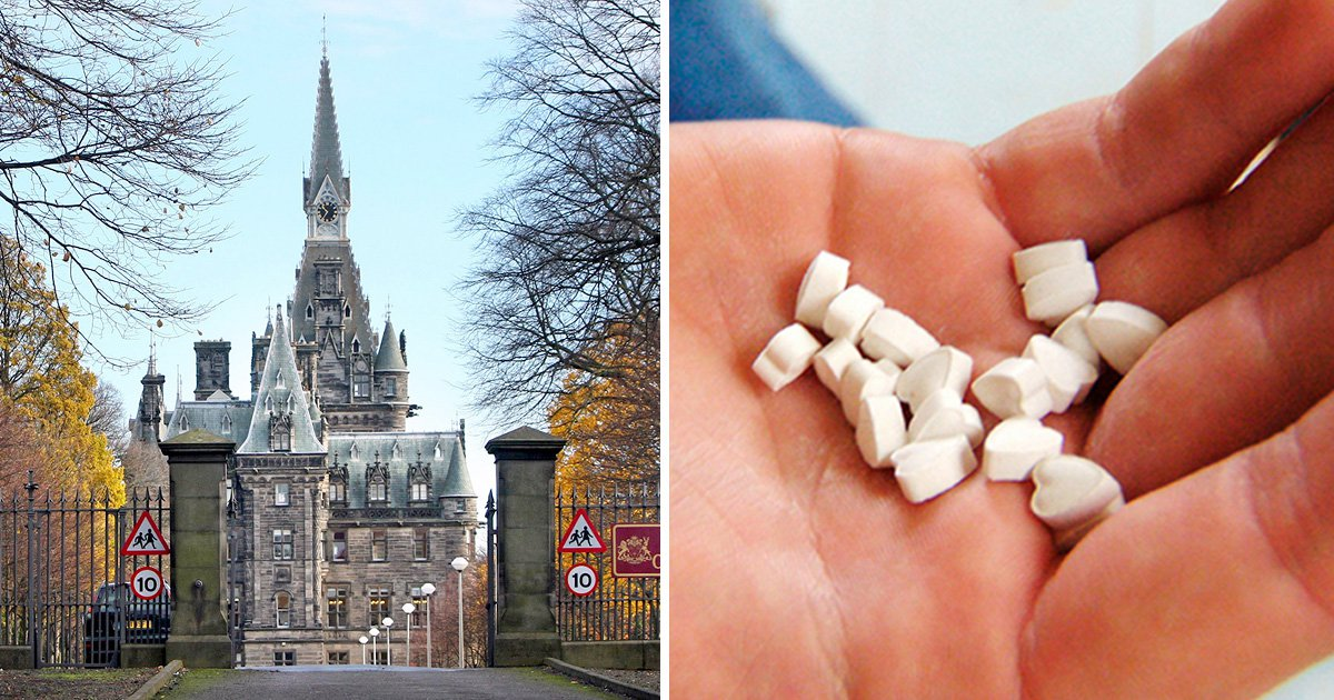 Boy expelled after just one week at school for turning up to mass high on pills