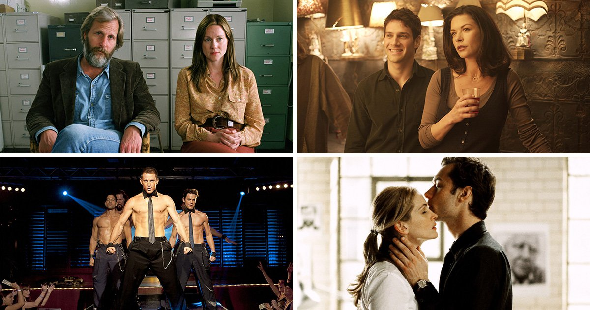12 films to watch on Netflix after a break-up