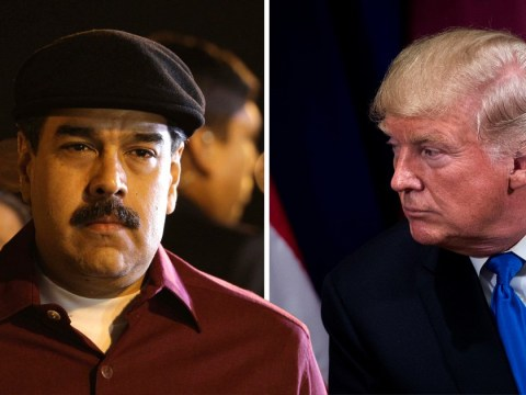 Venezuela's President calls Donald Trump the 'new Adolf Hitler'