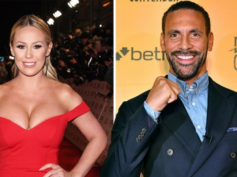 Rio Ferdinand 'set to propose to Kate Wright', says pals after she quits showbiz for family life