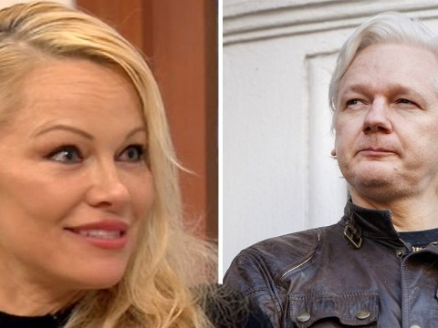 Inside Pamela Anderson and Julian Assange's relationship