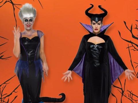 Unleash your inner Disney Villain this Halloween with Asda's new fancy dress range