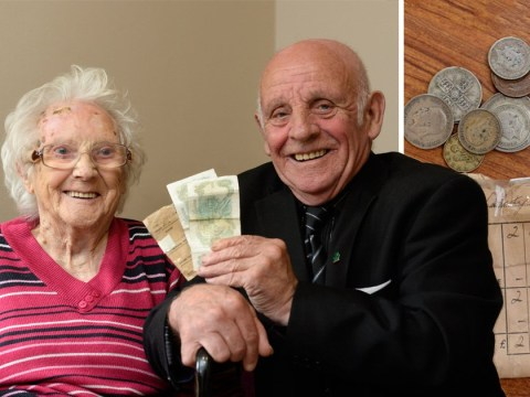 Man who gave his first pay packet to his mum finds it 62 years later