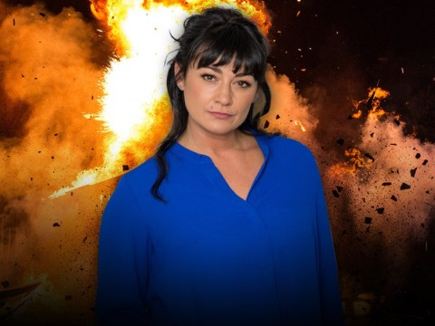 Emmerdale spoilers: Natalie J Robb reveals Emma Barton's death fire is just the start of a week of massive twists
