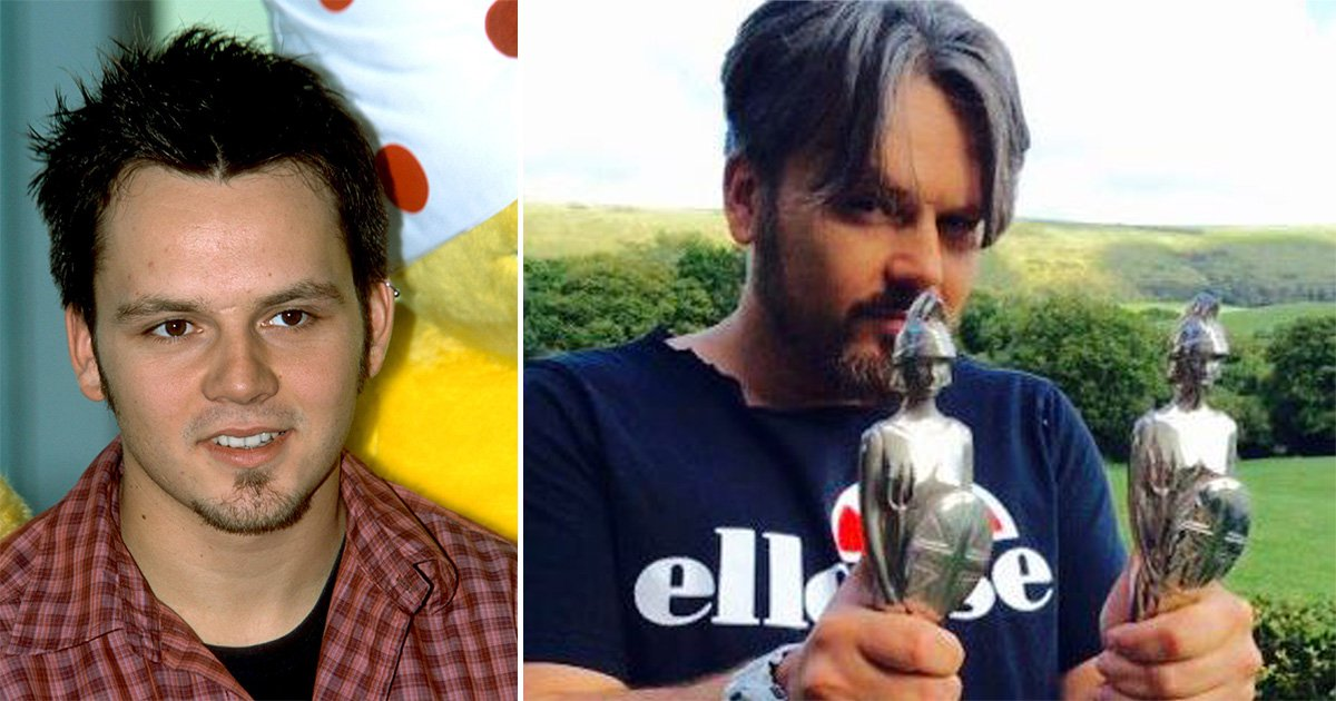 Paul Cattermole is selling all of his S Club 7 merch on eBay – including his BRIT Awards