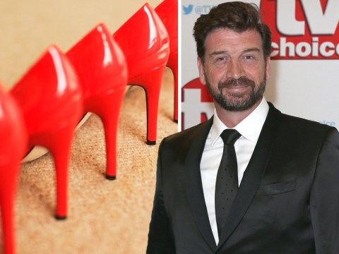 Nick Knowles thinks girls should use stilettos to fight against sexual assault